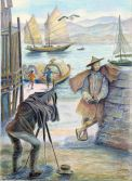 Boatman 'The Boatman's Knot' Rowena Riley