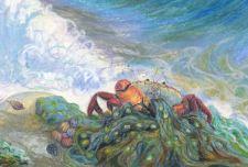 Crab, The Rescue, Rowena Riley