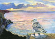 The Kittiwake spied something, The Rescue, Rowena Riley