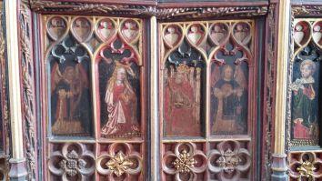 Torbryan Coronation of the Virgin 1470s The CCT