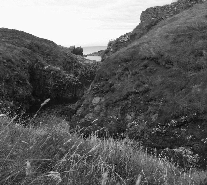 Galley Head west creek