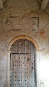 Inglesham enter here