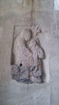 Saxon Mary & Child